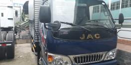 Công ty bán JAC 2 tấn 4 trả góp lãi suất ưu đãi tại Long An