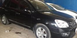Bán xe Kia_Caren_Ex sản xuất 2008. màu đen, số tự động tại TP. Hồ Chí Minh giá 415tr
