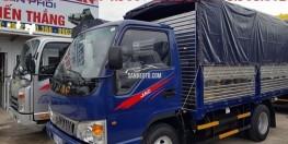 Bán xe tải JAC 2.4 tấn giá rẻ giao xe ngay trong ngày