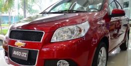 Chevrolet Aveo LT 1.4L, ưu đãi 40 triệu, trả góp: 100 tr lăn bánh, bảo hành 3 năm toàn quốc, 0907148849
