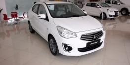Mitsubishi Attrage nhập Thái, lợi xăng 5L/100km. Cho vay 85%.Hotline: 0905.91.01.99