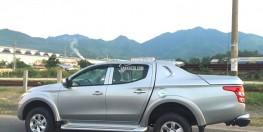 Mitsubishi Triton đời 2017, xe nhập Thái, giá tốt nhất phân khúc, cho vay 85%