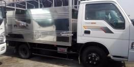 Xe tải THACO KIA K165/140 2tấn4/1tấn4 đời 2017, hỗ trợ trả góp 75%, nhập khẩu Hàn Quốc