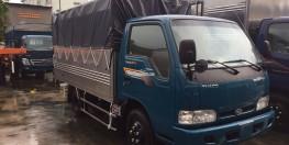 Xe tải KIA K165 2tấn4 mui bạt, 2017,giao xe nhanh
