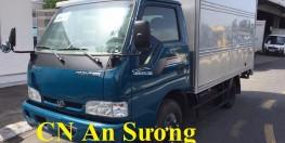 Xe tải nhẹ KIA 2.3 tấn Thùng kín đời 2017- mới 100%, giao xe nhanh, hỗ trợ trả góp 75%
