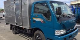 Xe tải nhẹ KIA K165 2tấn3 vào thành phố,giao xe nhanh,đời 2017