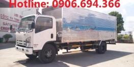 Bán xe tải isuzu 8 tấn thùng dài 7 mét trả góp uy tín Kiên Giang