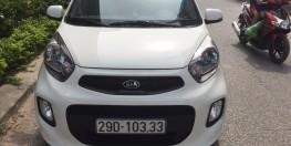 Chính chủ bán xe Kia Morning van 2016 màu trắng