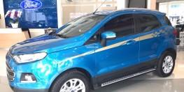 EcoSport Titanium 1.5 AT giá ưu đãi cuối năm, hỗ trợ trước bạ 100%, có xe giao ngay