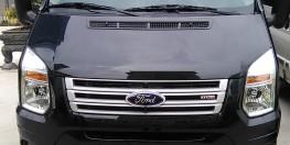 Ford Transit Limousine, 10 chỗ, bản trung cấp, vay trả góp chỉ 150 triệu, giao xe trong 30 ngày - 0938 055 993