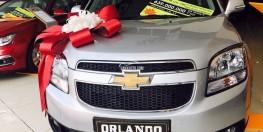 Orlando 2017 chỉ 120 triệu tậu ngay xe về nhà LH: 0965.143.488