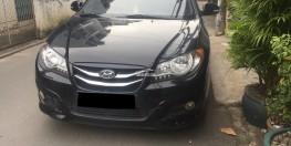 Cần bán Hyundai Avante 2013 số sàn màu đen long lanh