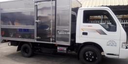 Xe tải nhẹ KIA Frotier K165S 2 tấn 3 thùng kín đời 2017, giao xe nhanh