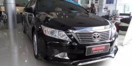 Bán Camry 2.5Q màu đen 2012