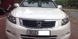 Cần bán gấp Honda Accord 2.0 sản xuất 2010, đăng ký cuối 2010 nhập khẩu Đài Loan