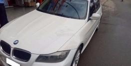 BÁN XE BMW 3 SERIES 320I ĐỜI 2010, MÀU TRẮNG