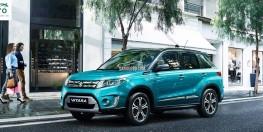 Suzuki Vitara 2018 - SUV 5 chỗ chất lượng Châu Âu