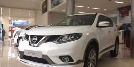 Bán xe Nissan X-Trail giá cực tốt dịp cuối năm 2017