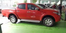 Mitsubishi Triton 2017 giá tốt, giao xe ngay, hỗ trợ trả góp lên đến 90%