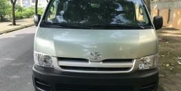 Bán xe Van (bán tải) Toyota 6 chỗ,850 kg đời 2011,phom mới.Máy ngon,khoẻ,điều hoà mát