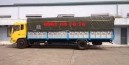 Xe tải dongfeng B170 thùng dài 8m6 | bán xe tải dongfeng b170 thùng dài 8m6