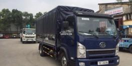Đại lý bán xe tải faw 6.95 tấn - faw 6,95 tấn thùng dài 5,1M,giá rẻ nhất