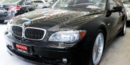 Bán xe BMW ALPINA P7 sản xuất 2007 màu đen, nhâp ĐỨC