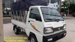Xe tải nhỏ 900kg, Thaco Towner 800, xe tải nhỏ máy xăng, hỗ trợ trả góp
