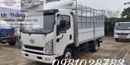 Bán xe tải Faw 6.2 tấn, Faw 6.2 tấn, Faw 6T2, thùng dài 4.4 mét. Gía tốt nhất thị trường . Hỗ trợ trả góp 80%.