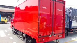 Xe tải kia 2t3 , thaco k165s, hỗ trợ trả góp 90%