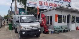 Gía xe tải nhẹ dongben 870kg / bán xe tải dongben 870kg /ô tô phú mẫn 0907255832