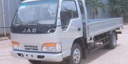 Xe tải 2 tấn 4 / Bán xe tải 2 .4 tấn /jac 2 tấn 4 HFC1030K4 Ô TÔ PHÚ MẪN 0907255832