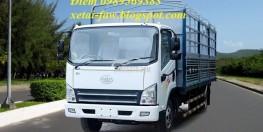 xe faw 7,31 tấn thùng 6,3m k mãi thuế 100%