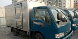 Xe tải Kia 2T4, Thaco K165 xe tải Kia nâng tải 2T4 chạy thành phố