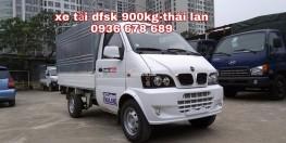 Xe tải dfsk 900kg nhập khẩu thái lan,giá rẻ nhất thị trường