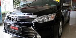 Bán xe Camry 2.5Q sản xuất 2016 màu đen