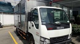 Giá xe tải Isuzu QKR55H 1.9 tấn/1 tấn 9 thùng dài 4.4m trả góp
