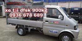 Xe tải dfsk 900kg thái lan, xe tải nhỏ hiệu quả nhất