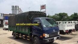 hyundai hd800 8 tấn thùng 5,1m k mãi ngay thuế 100%