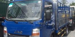 cần bán xe tải JAC 3T45 đầu vuông sx 2017