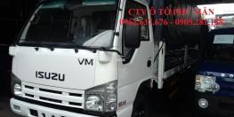 XE TẢI ISUZU VM 3T49 THÙNG DÀI 4M3