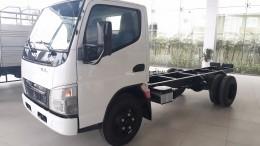 Xe tải mitsubishi canter 4.7, xe tải mitsubishi canter 1.75 tấn, hỗ trợ trả góp
