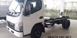 Xe tải Mitsubishi Canter 4.7, xe tải Mitsubishi Canter 4.7 chạy thành phố