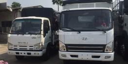 Xe tải hyundai Giải Phóng HD800 thùng dài 6 mét 2 giá siêu rẻ sài gòn