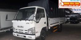Xe tải isuzu nâng tải 3 tấn 5 thùng dài 4m2 giá siêu rẻ tại bến tre