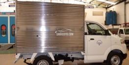Xe tải thùng kín suzuki nhập khẩu
