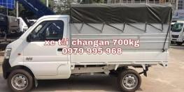 Xe tải veam changan 700kg,đời mới nhất,giá rẻ nhất