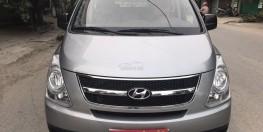 Bán xe tải Van 6 chỗ,670 kg,đời cuối 2016,máy dầu,số sàn,hiệu Hyundai Starex nhập khẩu