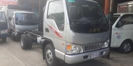 Xe tải Jac 2 tấn 4 giá rẻ, hỗ trợ góp 80% xe Vũng Tàu