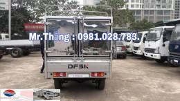 xe tải dfsk thailan 900 kg, thùng dài 2.4m.Gía tốt nhất thị trường.K/m khủng.